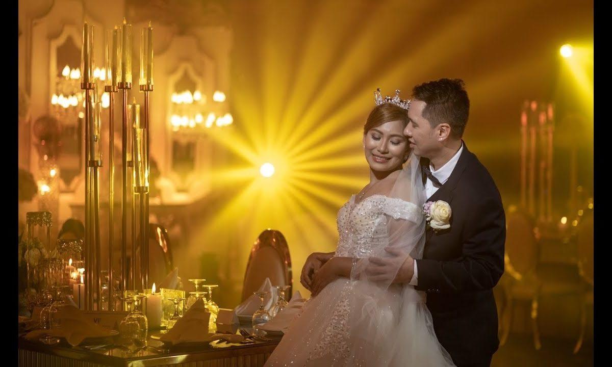 Davao City Wedding - Dax & Krystel Photo Video