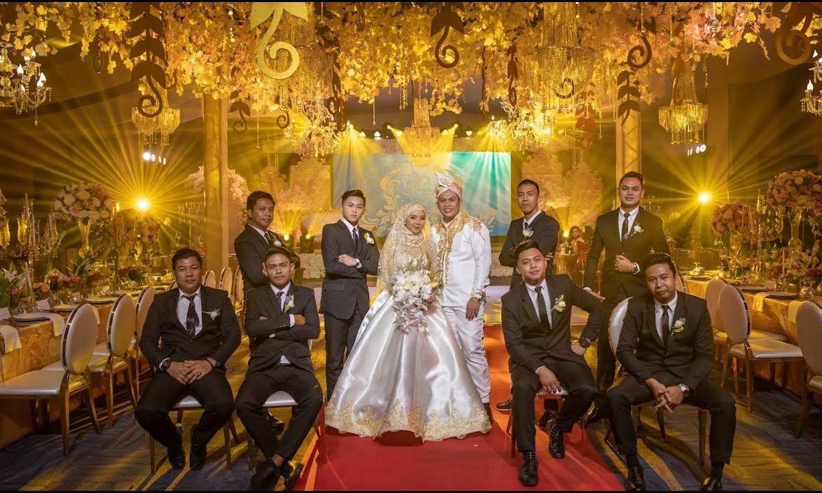 Davao City Wedding - Prince Faizal & Elyanna SDE Video