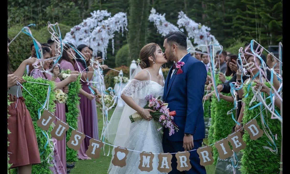 Davao City Wedding - Karl & Katrin SDE Photo