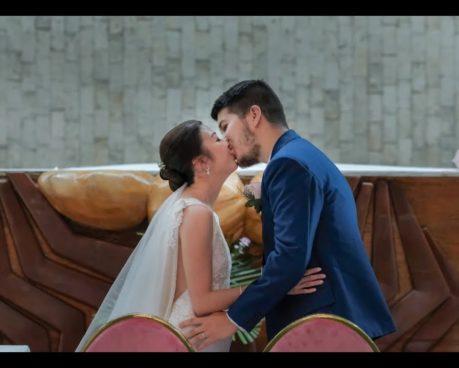Davao City Wedding - Nico & Angel SDE Video